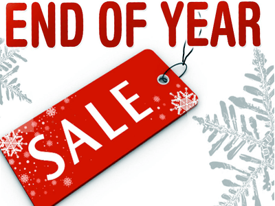 Model Year End Sale
